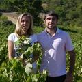 Domaine des Païssels - Vivien et Marie Roussignol et Toussaint