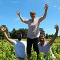 Domaine Landron Chartier - Bernard, Françoise et Benoit Landron