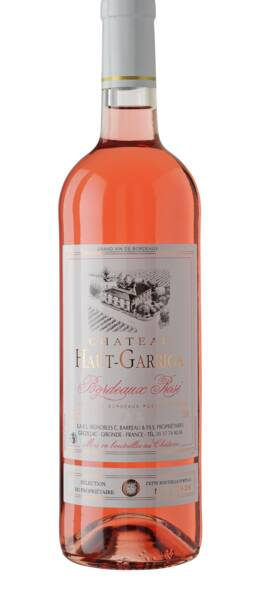 Château Haut-Garriga - Château Haut-Garriga Bordeaux Rosé