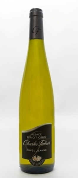 Domaine Charles Fahrer - PINOT GRIS CUVEE JEANNE