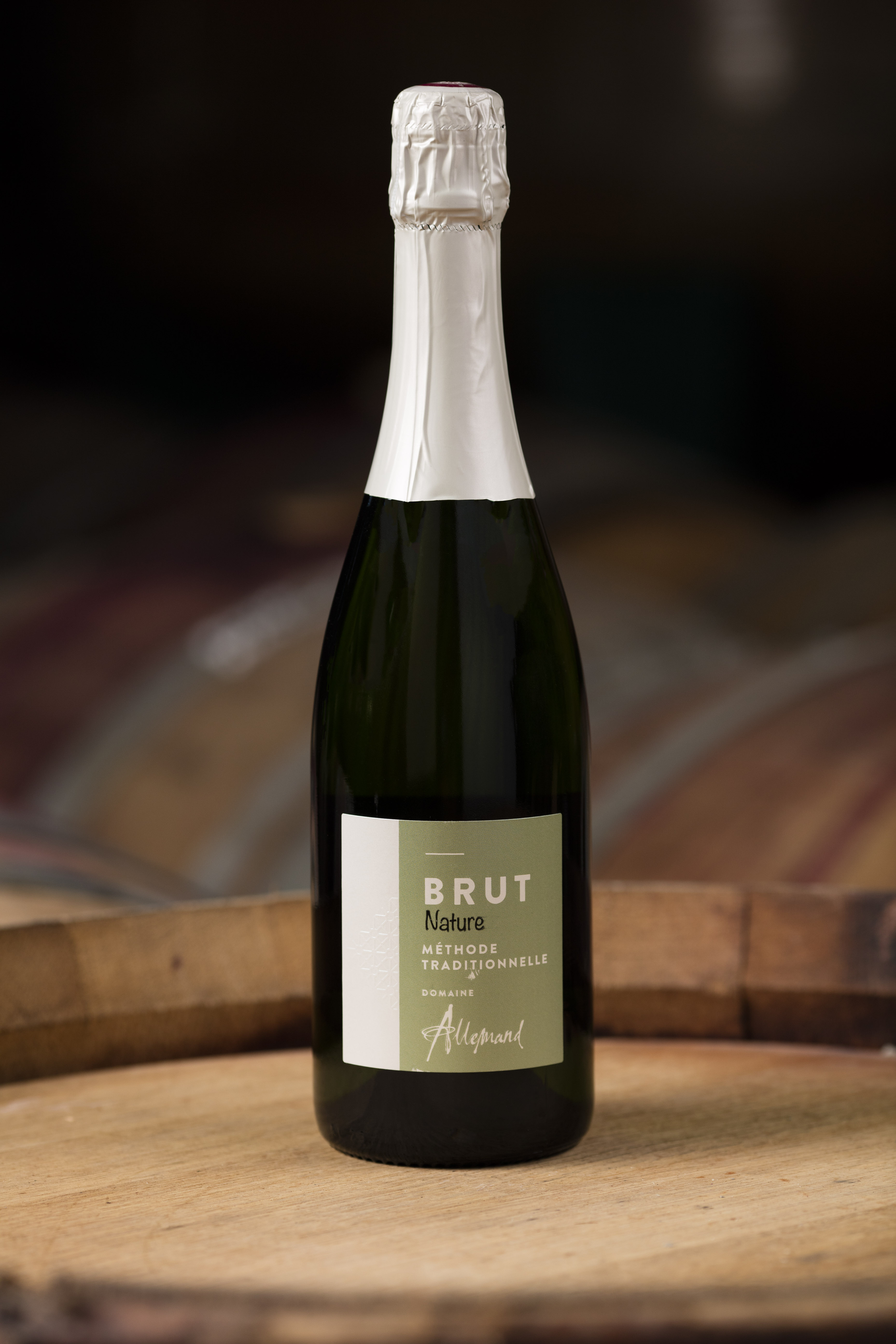 METHODE TRADITIONNELLE BRUT NATURE