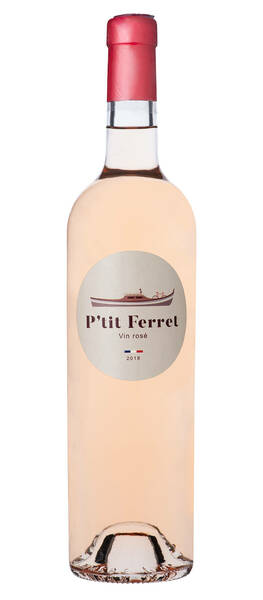 Vignobles Dubois - P'tit Ferret rosé