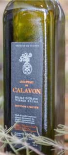 Huile d'olive maturée noire