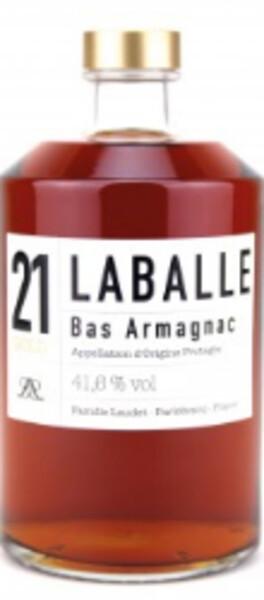 Domaine de Laballe - Laballe 3 Bas Armagnac GOLD