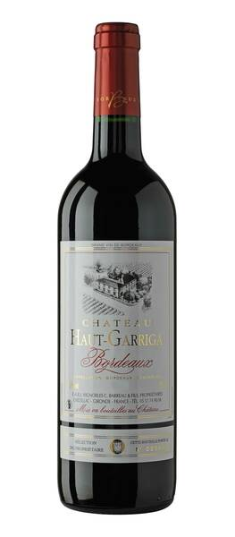 Château Haut-Garriga - Château Haut-Garriga Bordeaux Rouge