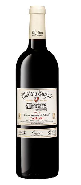 Château Eugénie - Cuvée Réservée de l'Aïeul - Rouge - 2017