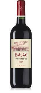 BALAC SANS SULFITES AJOUTES