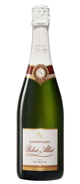 Champagne Robert-Allait - Cuvée Réserve Brut