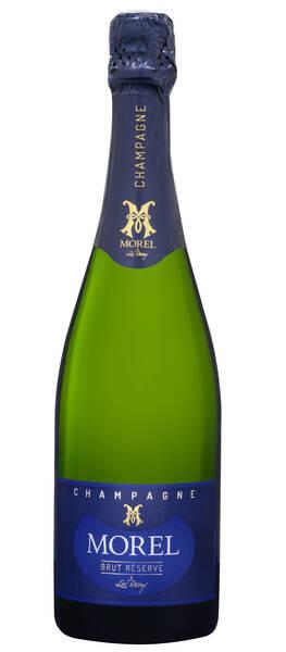 Champagne Morel - Champagne Brut réserve