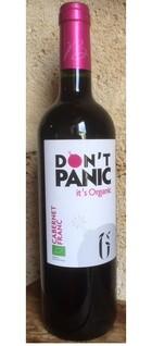 Don't Panic It's Organic Cabernet Franc