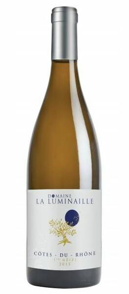 Domaine la Luminaille - Côtes du Rhône Blanc 2e Né(z)