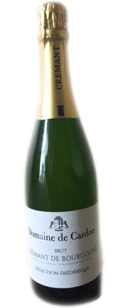 Domaine de Cardon - Crémant De Bourgogne  Sélection Frédérique Brut