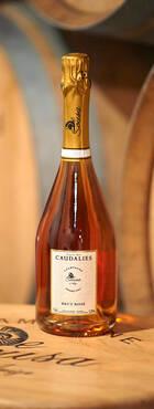 Champagne De Sousa - Cuvée des Caudalies Rosé