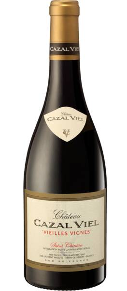 Maison Laurent Miquel - Cazal Viel - Vieilles Vignes Rouge