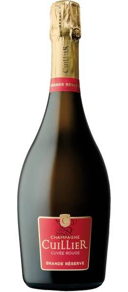 Champagne Cuillier - Grande Réserve - Cuvée Rouge