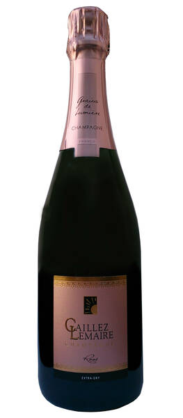 Champagne Caillez Lemaire - ROSE EXTRA-DRY