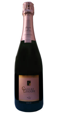 Champagne Caillez Lemaire - ROSE
