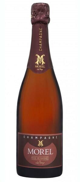 Champagne Morel - Champagne Pur Rosé (Rosé de Saignée)