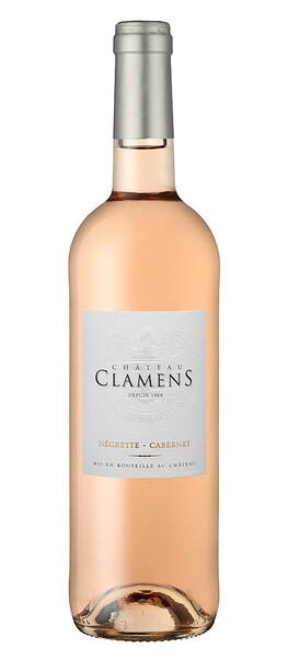 Château Clamens - Château Clamens rosé