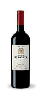 Château des Karantes Grand vin rouge 2017 Gérard Bertrand