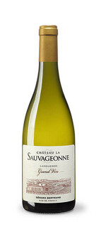 Chateau la Sauvageonne Grand Vin Languedoc 2019 blanc Gerard Bertrand