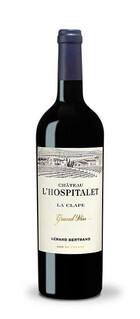Chateau l'Hospitalet Grand Vin rouge La Clape 2017 Gerard Bertrand