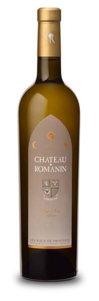 Château Romanin - Château Romanin Grand Vin Blanc