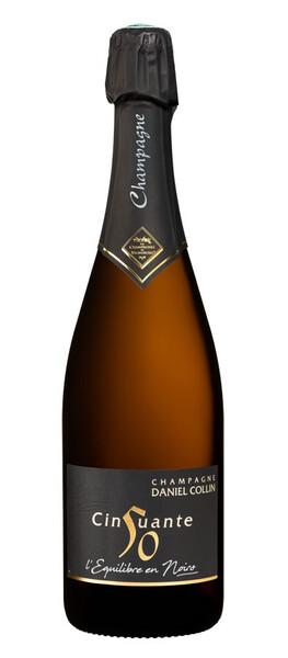 Champagne Daniel Collin - Cinquante / 50, Brut