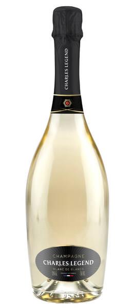 Champagne Charles Legend - Cuvée Blanc de Blancs
