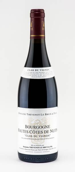 Domaine Thevenot le Brun - Hautes Côtes de Nuits