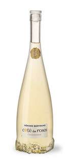 Cote des Roses chardonnay Pays d'Oc 2019 blanc Gerard Bertrand