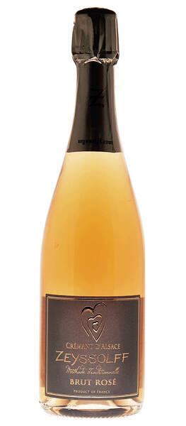 Maison Zeyssolff - Crémant d'Alsace Brut Rosé
