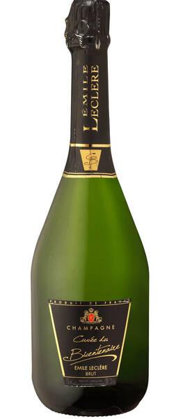 Champagne Emile Leclere - Cuvée BICENTENAIRE BRUT