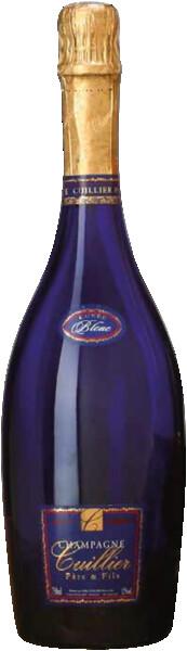 Champagne Cuillier - 100% Blanc de Noirs