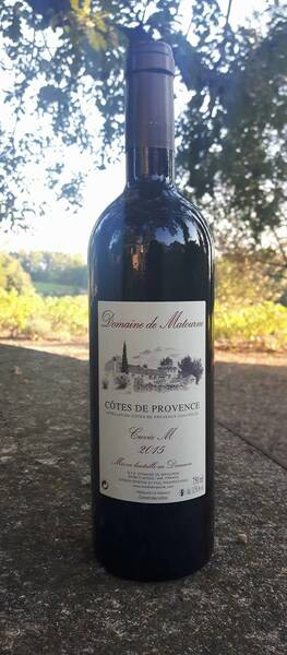 Domaine de Matourne - Cuvée M 2015