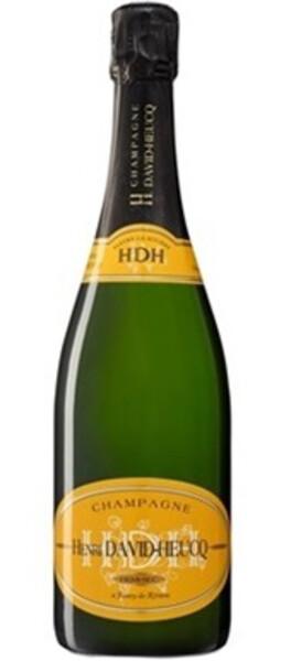 Champagne H. David Heucq - Cuvée demi sec Délicate
