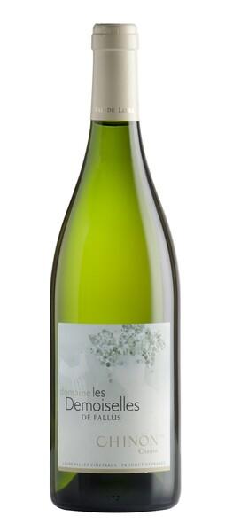 Les Demoiselles de Pallus - Blanc 2017 Vieilles vignes