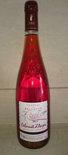 Rosé Cabernet d'Anjou