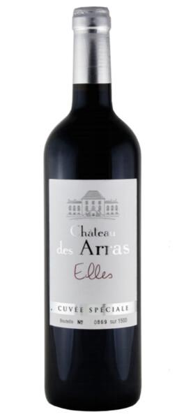 Château des Arras - Cuvée Elles 2014