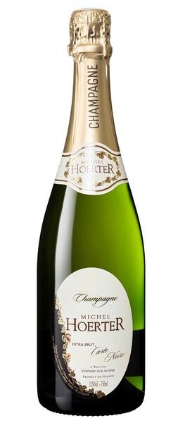 Champagne Michel Hoerter - Extra Brut Carte Noire