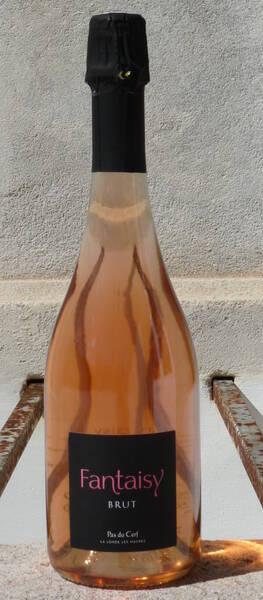 Château Pas du Cerf - Fantaisy Brut Rosé