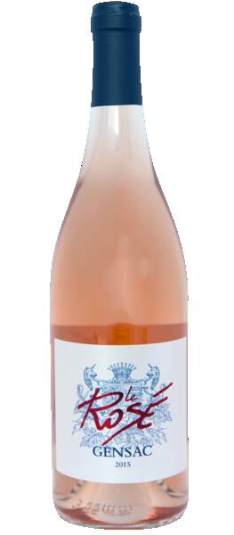 DOMAINE DE GENSAC - Le Rosé Gensac