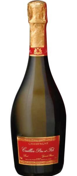 Champagne Cuillier - Grande Réserve