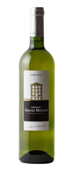 Château Grand Moulin  - Les Grandes Vignes Blanc