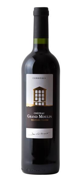 Château Grand Moulin  - Les Grandes Vignes Rouge