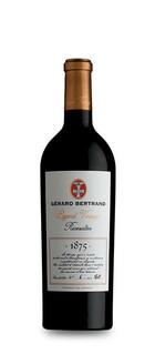 Legend vintage rivesaltes 1875 Gerard Bertrand