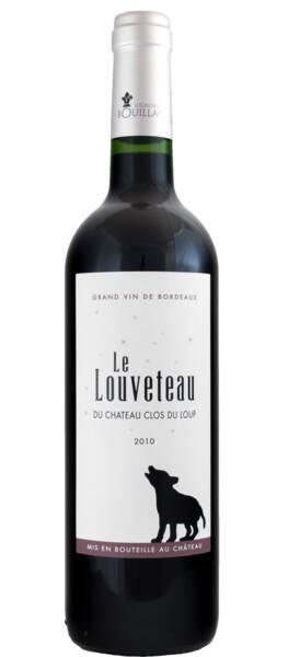 Vignobles Bouillac - Le Louveteau du Château Clos du Loup