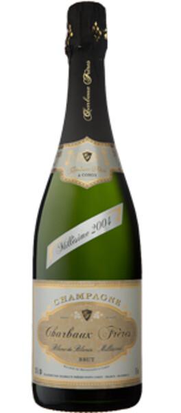 Champagne Charbaux Frères - Millésime