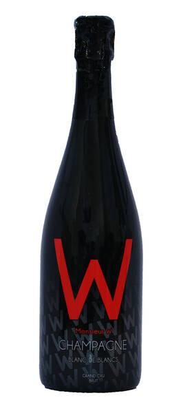 Champagne W - Emmanuel Walheim - Monsieur W