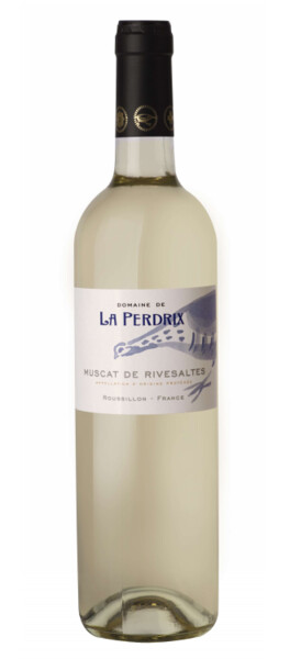 Domaine de la perdrix - Muscat de Rivesaltes Blanc
